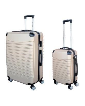 Dviejų lagaminų komplektas XL + M